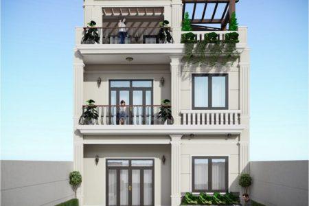 thiết kế nhà phố quảng ngãi
