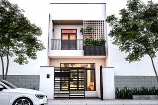 Thiết kế và thi công trọn góI nhà đẹp hiện đạI