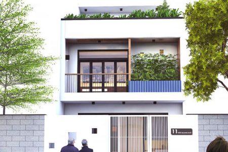 thiết kế thi công nhà trọn gói 7